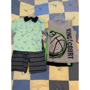 ❤️NWT Baby Boys Outfits❤️